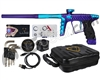 HK Army Luxe X Paintball Gun - Dust Purple/Teal