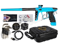 HK Army Luxe X Paintball Gun - Dust Teal/Black