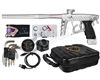 HK Army Luxe X Paintball Gun - Dust White/Silver