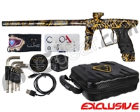 HK Army Luxe X Paintball Gun - Gold Strike