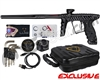 HK Army Luxe X Paintball Gun - ALL Polish Black LTD