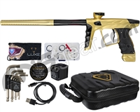 HK Army A51 Luxe X Paintball Gun - Dust Gold/Black