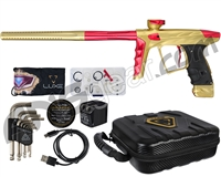 HK Army A51 Luxe X Paintball Gun - Dust Gold/Red