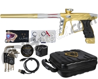 HK Army A51 Luxe X Paintball Gun - Dust Gold/Silver