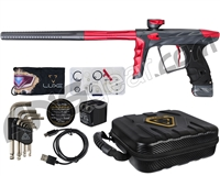 HK Army A51 Luxe X Paintball Gun - Dust Pewter/Red