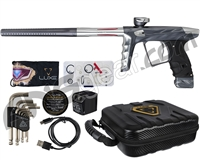 HK Army A51 Luxe X Paintball Gun - Dust Pewter/Silver
