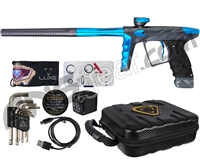 HK Army A51 Luxe X Paintball Gun - Dust Pewter/Teal