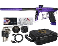 HK Army A51 Luxe X Paintball Gun - Dust Purple/Black