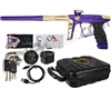 HK Army A51 Luxe X Paintball Gun - Dust Purple/Gold