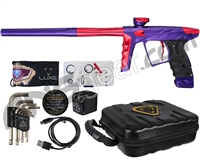HK Army A51 Luxe X Paintball Gun - Dust Purple/Red