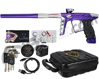 HK Army A51 Luxe X Paintball Gun - Dust Purple/Silver