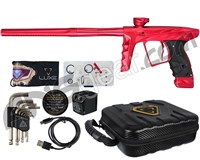HK Army A51 Luxe X Paintball Gun - Dust Red/Red