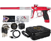 HK Army A51 Luxe X Paintball Gun - Dust Red/Silver