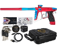 HK Army A51 Luxe X Paintball Gun - Dust Red/Teal