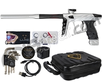 HK Army A51 Luxe X Paintball Gun - Dust Silver/Black