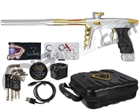 HK Army A51 Luxe X Paintball Gun - Dust Silver/Gold