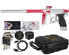 HK Army A51 Luxe X Paintball Gun - Dust Silver/Red