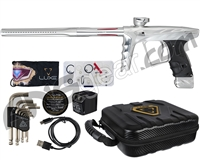 HK Army A51 Luxe X Paintball Gun - Dust Silver/Silver