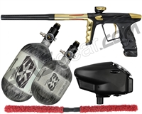 HK Army A51 Luxe X Competition Paintball Gun Package Kit