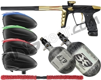 HK Army A51 Luxe X Contender Paintball Gun Package Kit
