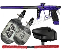 HK Army Luxe X Competition Paintball Gun Package Kit
