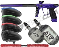 HK Army Luxe X Contender Paintball Gun Package Kit