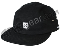 HK Army Buckle Icon Dad Hat - Black