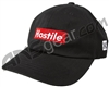 HK Army Hostile Dad Hat - Black