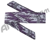 HK Army Hostilewear Headband - Snakes Purple