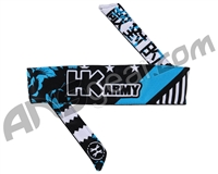 HK Army Headband - HK Reign Turquoise