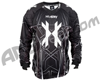 HK Army HSTL Paintball Jersey - Black/Grey