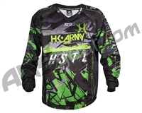 HK Army HSTL Paintball Jersey - Slime