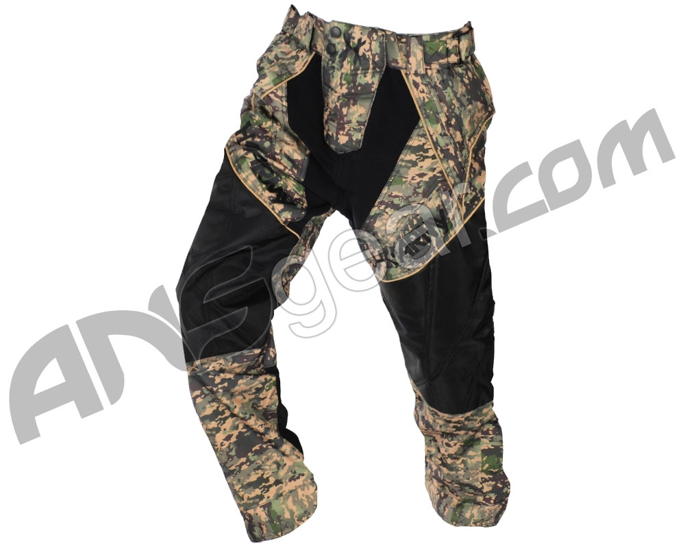 Camo Camouflage New HK Army Paintball HSTL Line Playing Jersey Small S