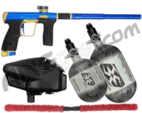 HK Army Invader Geo CS2 PRO Competition Paintball Gun Package Kit