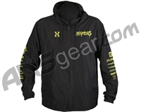 HK Army Infamous Zip Up Windbreaker Jacket - Black