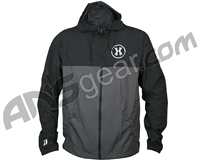 HK Army Slash Zip Up Windbreaker Jacket - Graphite