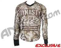 HK Army 2017 Dynasty Hardline Paintball Jersey - Camo
