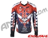 HK Army 2017 Russian Legion Hardline Paintball Jersey - Blue/Red