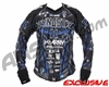 HK Army 2014 Dynasty Team Paintball Jersey - Blue