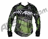HK Army Hardline Paintball Jersey - Electric