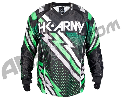HK Army Hardline Paintball Jersey - Energy