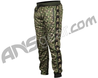 HK Army/Hostilewear Track Jogger Pants - Forest