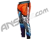 HK Army Retro Track Jogger Pants - Retro Orange/Teal
