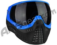 HK Army KLR Paintball Mask - Blackout Blue