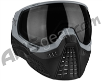 HK Army KLR Paintball Mask - Blackout Grey