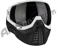 HK Army KLR Paintball Mask - Blackout White