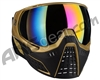 HK Army KLR Paintball Mask - Metallic Gold