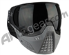 HK Army KLR Paintball Mask - Slate Black/Grey