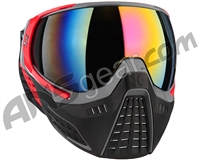 HK Army KLR Paintball Mask - Sonic Red