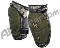 HK Army Crash Paintball Knee Pads - HSTLCAM